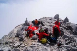 Cima Peña Castil 2.441 m